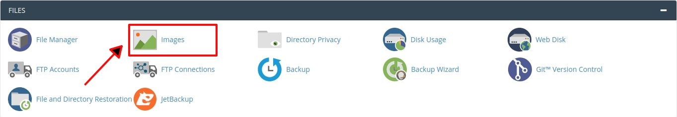 cPanel Images