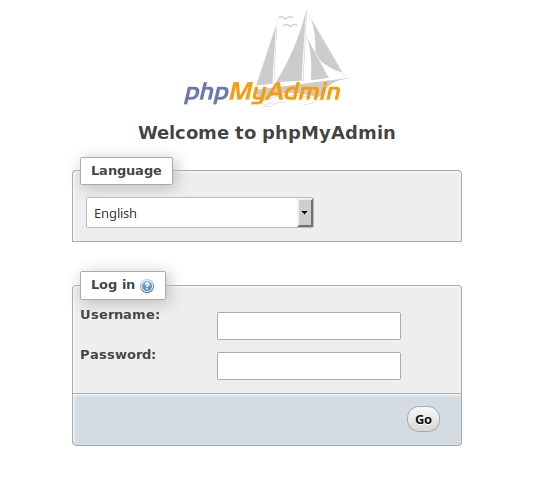 cpanel access phpmyadmin